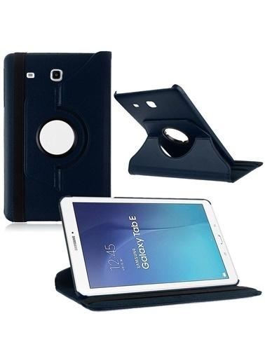 Techmaster Samsung Tab S2 T710 T717 Kılıf Standlı Lacivert